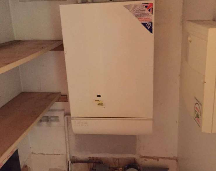 Boiler replacement schemes
