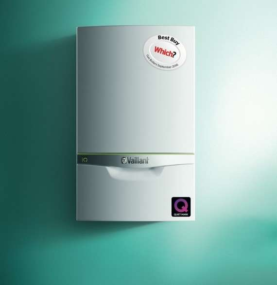 Vaillant ecoTEC exclusive with Green IQ