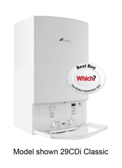 Worcester Bosch greenstar cdi classic boiler